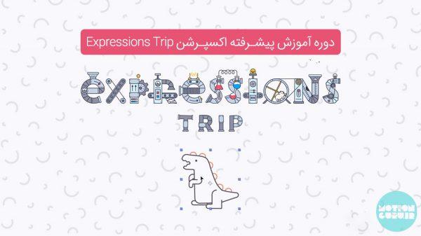 دوره آموزش پیشرفته اکسپرشن (Expressions Trip) 1